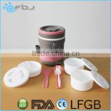 Plastic Insulated Food Warmer Storage Containers