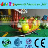 lovely kids electric train,amusement park rides electric track train                                                                         Quality Choice