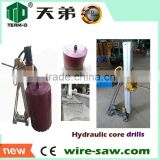 Professional Concrete Drilling Machine TD-8250-C Hydraulic Rock Core Borehole Drill Machine