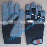High Quality Mechanical Gloves for Oil & Gas Field use