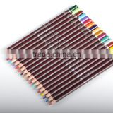 High Quality Jumbo Wooden Color Pencil ,bulk cheap canvas pencil cases,color pencil 72 colors