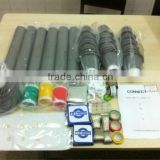 Terminations Kits cable accessory (outdoor type) for 33 kV, 500~800mm2, XLPE, 3-Core Cable