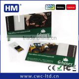 2014 Visiting Business Card USB for Cooperating Gifts