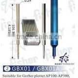 PGB42BK100 Gerber Fisher Plotter Pen for AP100-AP300