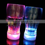 Great Promotional Bar Item Plastic Shot LED Glass, Light Up Cup, LED beer cup