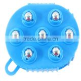 Metal Rolling Ball Massage Full Body Beauty ball bearing massage glove