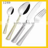 Wholesale kids plastic packing cutlery set