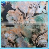 Wholesale Sofa pu fake leather for Furniture Upholstery printing Leather Fabric
