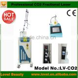 0.1mj-300mj Alibaba China Hot New Products For 2015 Beauty Machine Portable Fractional Co2 Laser 10600nm