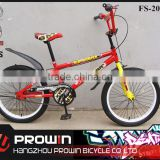 2016 for Brazil 20 inch freestyle bike/bicicletas bmx para venda/mini bmx bicycle for sale (PW-FS20306)