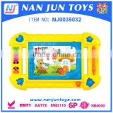 Wholesale hot selling and new colorful and funny kids erasable magnetic drawing board toys                                                                         Quality Choice