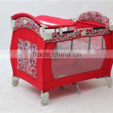 Steel-frame Baby Crib Baby Cot Baby Bed