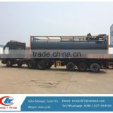 40 feet tank container for caustic soda hydrochloric acid, sulfuric acid container tank 20ft, 30ft, 40ft