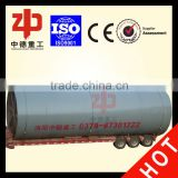 China high efficiency metallurgy ,chemical rotary kiln used in cement ,lime,ceramsite,zinc oxide,sludge,limonite materials