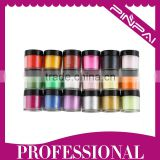 18 PCS MIX Colors UV Acrylic Powder Nail Dust Tips Fine for Shiny Nail Art Kit                                                                         Quality Choice