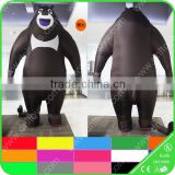 Latest design inflatable gaint bear