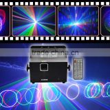 PC control and SD card programmable party animation laser light