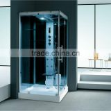 FC-110 portable infrared sauna hotel spa uniform shower combined room