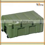 roto molding military box & die cast aluminum mould for miliatry case