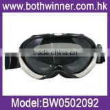 Color ski goggles ,H0T196 safety goggle ski glasses	, polarized ski goggles