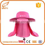 Promotional polyester pink bucket hat quick dry cheap fishing hats for fisherman                                                                                                         Supplier's Choice
