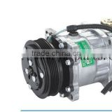 AUTO AC COMPRESSOR 7H13 12V APPLICATION: CITROENAX/ BERLING/ ZX, PEUGEOT 106/205/306/ PARTNER, CITROEO