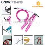 Equipment Ball Bearing Weighted Aluminum Crossfit Jump Rope                                                                         Quality Choice