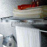 aluminum /stainless steel towel rack mounting hardware/ bathroom accessories/swing arm kitchen towel rack