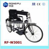Manual tricycle/handicapped tricycle/wheelchair