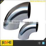 nickel alloy thin wall pipe fittings