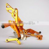Motorcycle High Quality CNC Billet Aluminum Rear sets Footrest FIT FOR 2008-2012 CBR1000