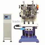 2 Axis Double Heads Brush Anchor Tuft Machine
