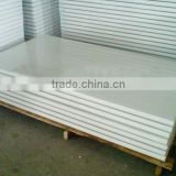 PPGI freezer polyurethane insulation aluminum PU manufacturer insulated sandwich cold room panels