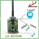 Waterproof Hunting Trail Camera with 1080P GSM MMS battery operated wireless security cameras