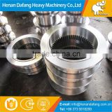 Hot Sale Steel Crane Trolley Wheel in Casting and Forging