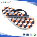 2016 new design shoes Cute kindly color Kids flip flop rubber footwear beach Shoes of boy