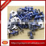 Motorcycle Fairing Bolt & Clip Kit