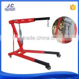 Hydraulic Portable Lifting Small Car Cranes