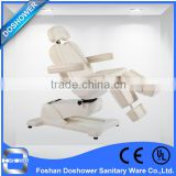Doshower DS-20166 electric adjustable height massage table, portable beauty salon facial bed