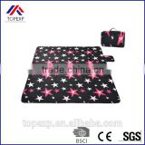 Colorful Printed Picnic Blanket Digital Printed Blanket