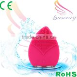 Best selling beauty salon equipment home health products silicone facial cleansing brush silicone cleaning brush