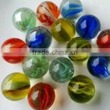 Round Toy Wholesale Custom China Factory Glass Marble