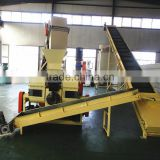 wood saw dust pellet making machine with CE certificate could work 24 hours continuously