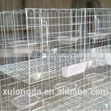 double breeding bird cage