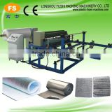 PE foam sheet Laminating Machine from FUSHI