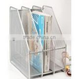 High Quality Office Mesh Wire File Organizer