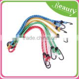 Bungee Cord Elastic Luggage Straps Rope Hooks Stretch Tie Car Bike