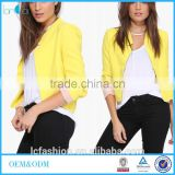 office suits 2016 top fashion fashion long sleeve women blazers office wear lady LCB0016