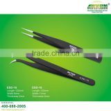 AKTION BRAND advantage products ESD Anti-static stainless steel tweezers