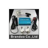 2 channel mms car alarm system send live picture to cell phone
